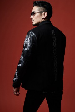 STUDIUM JACKET BLACK 02