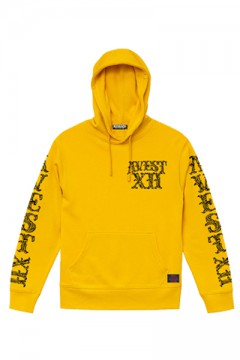 A.V.E.S.T project vol.12 PARKA -PENTACLE- YELLOW