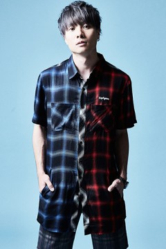 【予約商品】BANDANA SHIRT S/S MIX