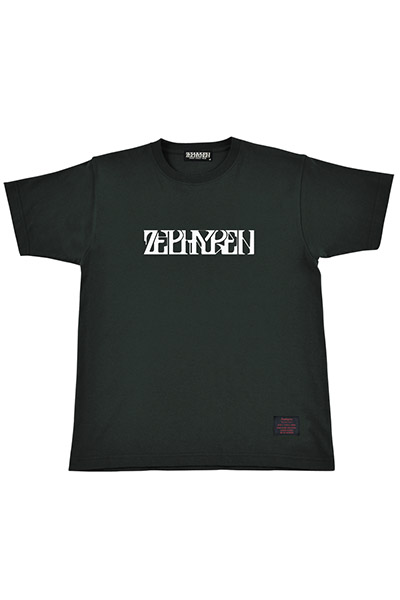 S/S TEE -VISIONARY- DARK.GREEN