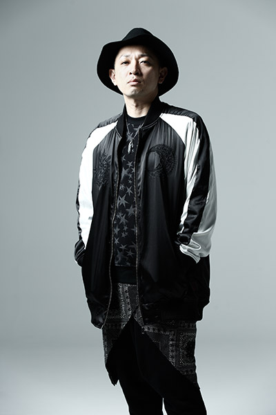 【予約商品】LONG SKA JUMPER BLACKxBLACK