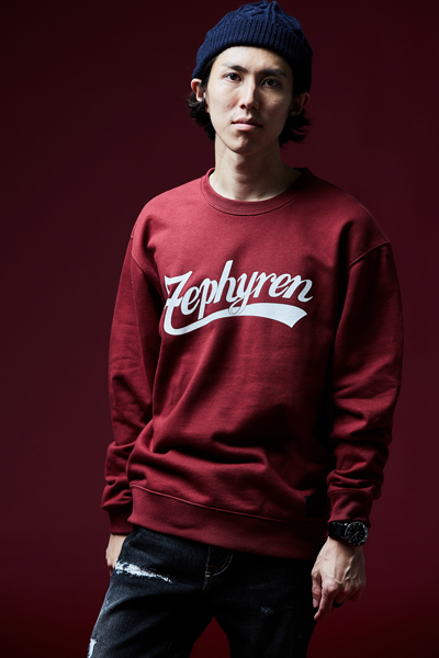 SWEAT -BEYOND- BURGUNDY