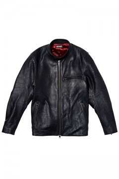 RIDERS JACKET BLACK