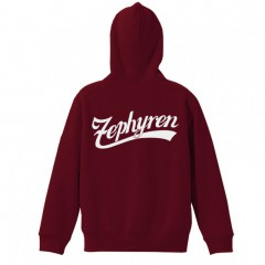 ZIP PARKA - BEYOND - BURGUNDY