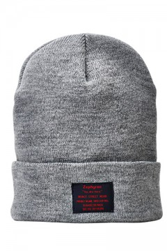 LONG BEANIE -You Are Here- GRY