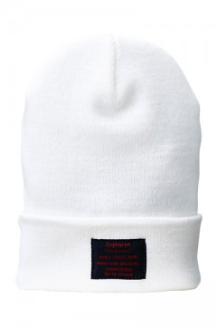 LONG BEANIE -You Are Here- WHT