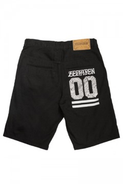 WORK SHORTS -ZERO- BLK