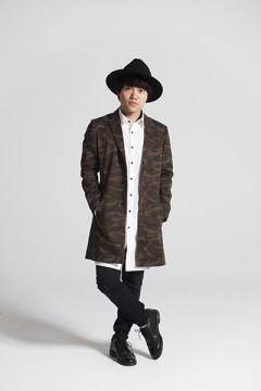 LIGHT CHESTER COAT CMO/Ⅰ