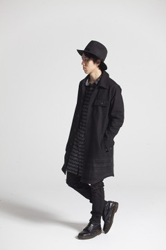 SWITCHING SAFARI JKT -Resolve- BLK/NTV