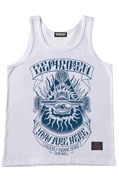 TANK TOP -CULT RIDE-