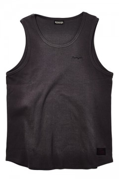 BIG TANKTOP CHARCOAL