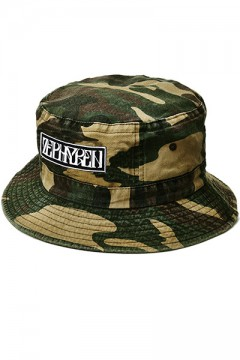 BUCKET HAT -VISIONARY- CAMOII