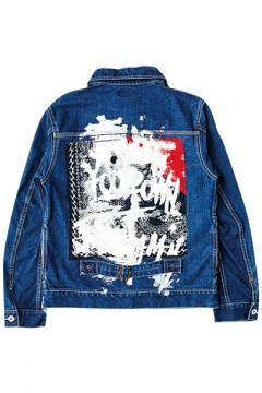 DENIM JKT X-WASHxTRUST
