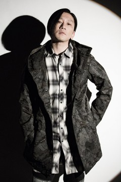 Zephyren (ゼファレン) BIG HOOD MOUNTAIN PARKA PAISLEY