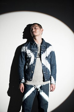 【予約商品】DENIM JKT X-WASH