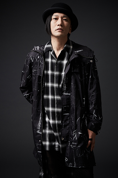 【予約商品】MOUNTAIN PARKA BLACK