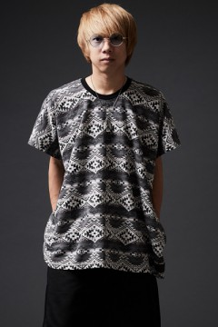 PONCHO TEE S/S MEXICAN