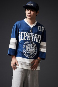 HOCKEY SHIRT L/S BLUE