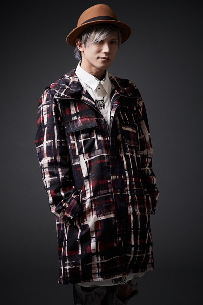 【予約商品】MOUNTAIN PARKA BURGUNDY CHECK