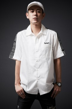 TAPE SHIRT S/S WHITE