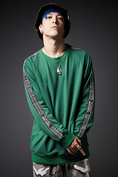 TAPE SWEAT GREEN