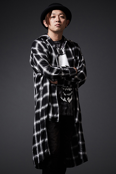 【予約商品】LONG CHECK SHIRT L/S BLACK