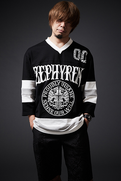 HOCKEY SHIRT L/S BLACK
