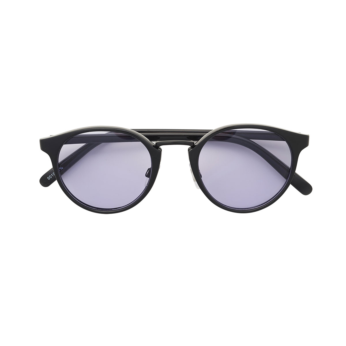 【予約商品】Zephyren(ゼファレン) SUNGLASS BOSTON BLACK / L.SMOKE