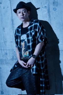 LONG SHIRT S/S - Resolve - BLACK CHECK