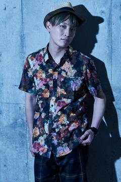 SHIRT S/S - Resolve - FLOWER