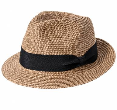 PANAMA HAT BROWN