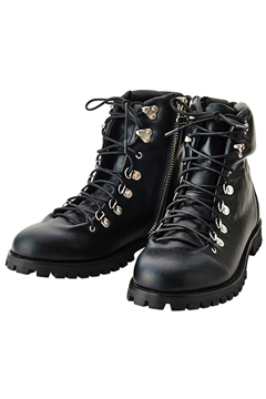 【予約商品】MOUNTAIN BOOTS -RIDGE- BLACK