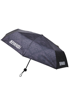 UMBRELLA - PAISLEY - BLACK