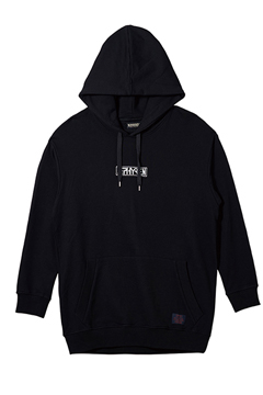 BIG PARKA -PROVE- BLACK