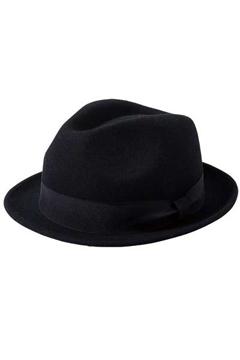 Zephyren(ゼファレン) FELT HAT BLACK