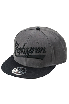 B.B.CAP - BEYOND - CHARCOAL / BLACK
