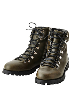 【予約商品】MOUNTAIN BOOTS -RIDGE- KHAKI