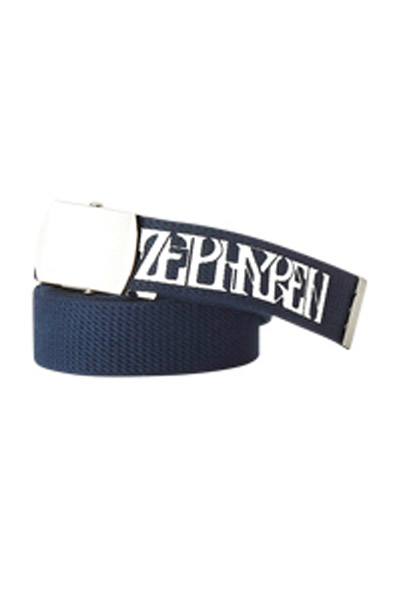 LONG G.I BELT - VISIONARY - NAVY