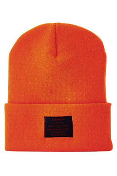 LONG BEANIE -You Are Here- ORANGE