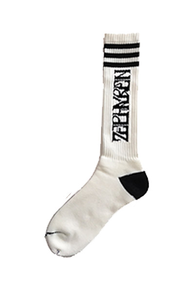 GYM SOX -VISIONARY-  WHITE
