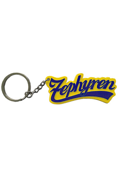 【予約商品】Zephyren(ゼファレン) KEY HOLDER -BEYOND- YELLOW/BLUE