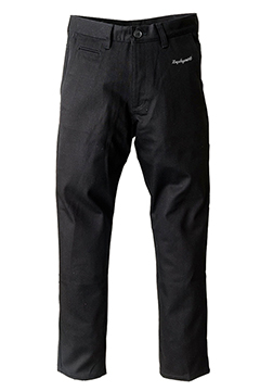 【予約商品】Zephyren WORK PANTS BLACK