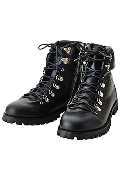 【予約商品】Zephyren MOUNTAIN BOOTS -RIDGE- BLACK