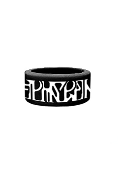 RUBBER RING -VISIONARY- BLACK