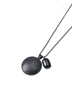 【予約商品】Zephyren METAL NECKLACE -LIBERTY- BLACK