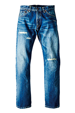 【予約商品】Zephyren DENIM -DEREK- HARD WASH II