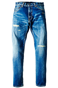 【予約商品】Zephyren DENIM -DANNY- HARD WASH II