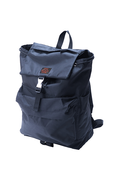 FLAP BACKPACK NAVY