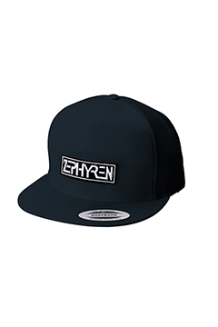 TWILL MESH CAP - PROVE - NAVY