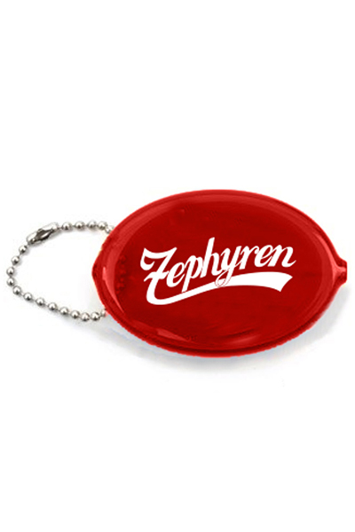 Zephyren COIN CASE -BEYOND- RED